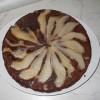 RICETTE: torta pere e cioccolato (rovesciata)