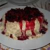 RICETTE: torta gelato alla crema e frutti di bosco