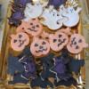 CAKE DESIGN: biscotti di Halloween decorati