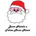 Bigliettini per pacchi natalizi da stampare