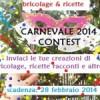 Contest di Carnevale 2014
