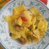 Pappardelle ai funghi porcini e pomodori