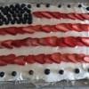Bimby: torta Bandiera Americana