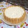 Torta meringata semplice