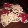cuore con stella di Natale