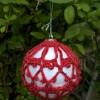 Pallina di Natale in crochet 2