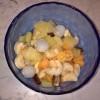 Macedonia di frutta esotica
