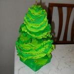 albero in carta crespa 2
