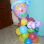 pagliaccio di palloncini