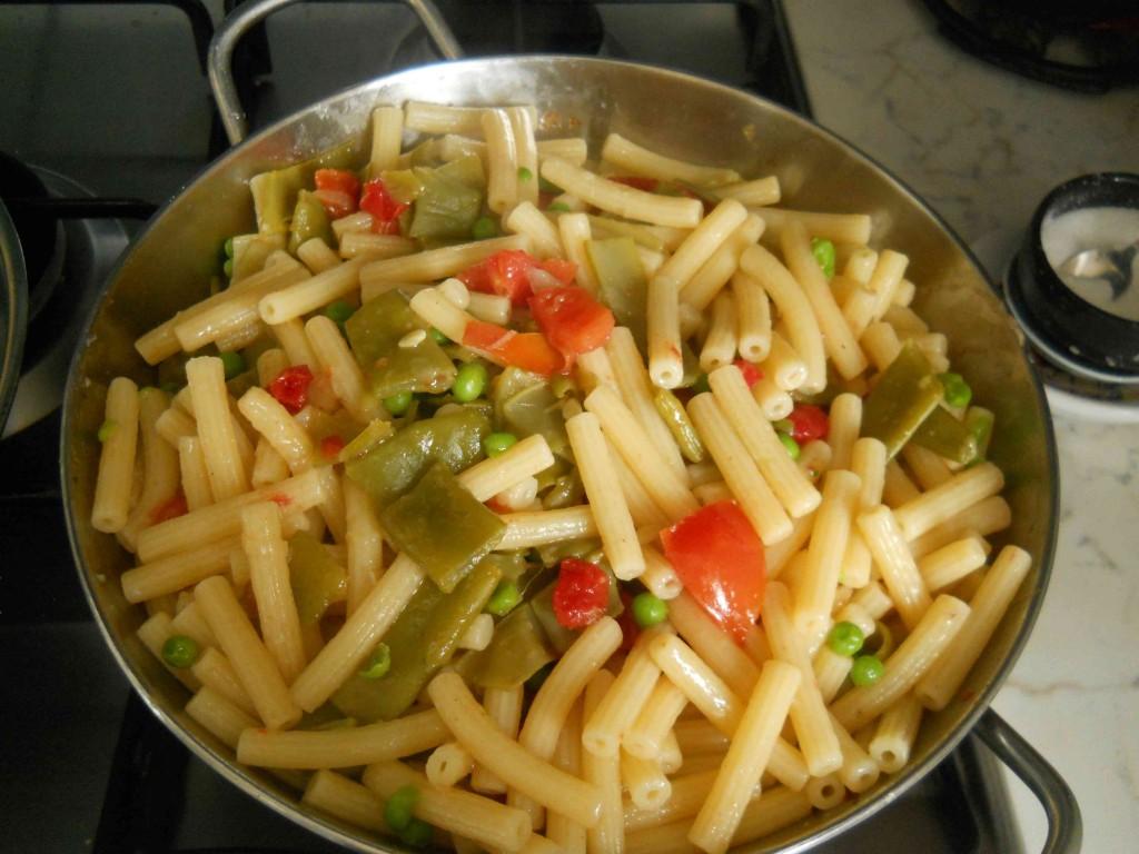 Ricette pasta con le taccole bricolage ricette for Pasta ricette