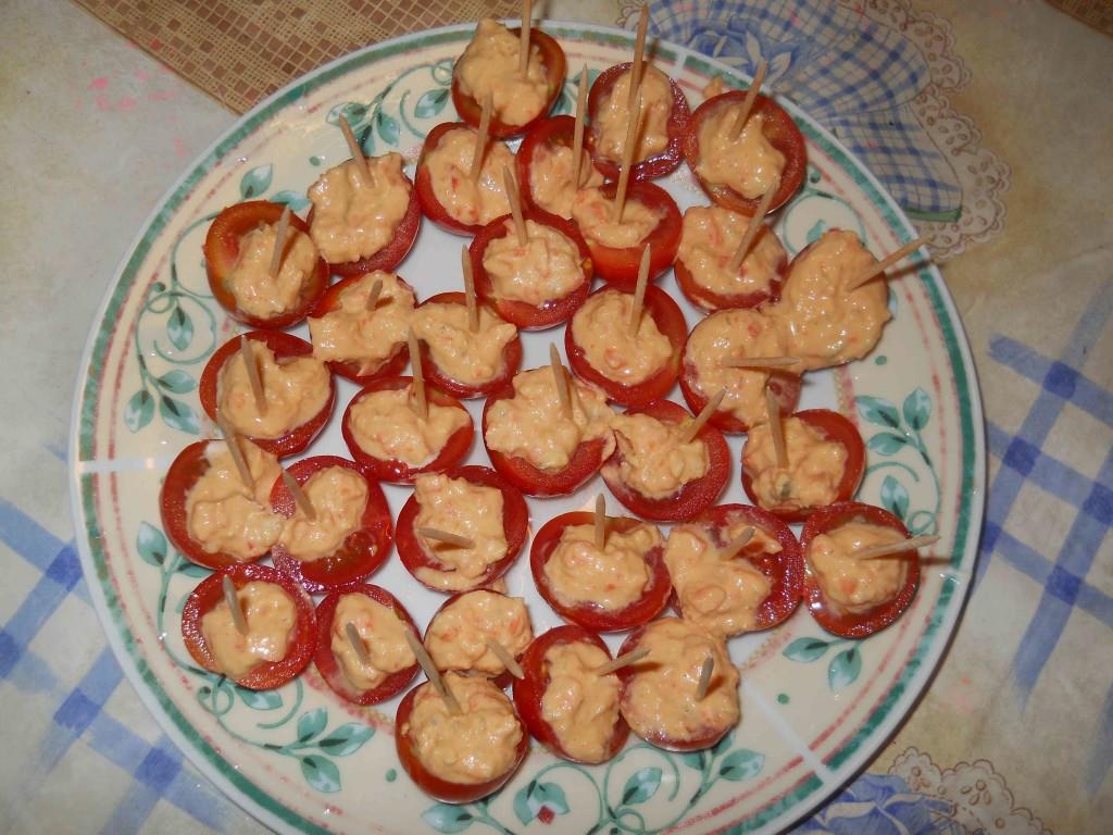 pomodorini al tonno