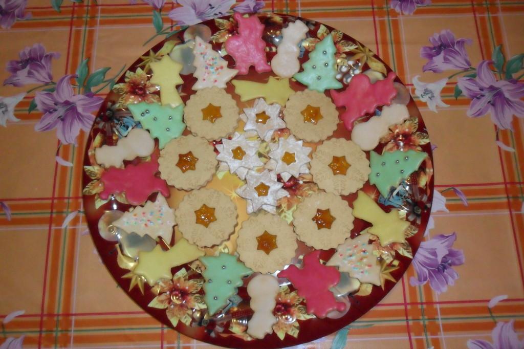 Biscotti natalizi di Francesca