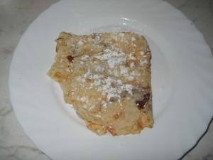 pane Carasau alla Nutella