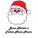 biglietto buon Natale