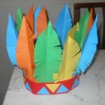 cappello indiano