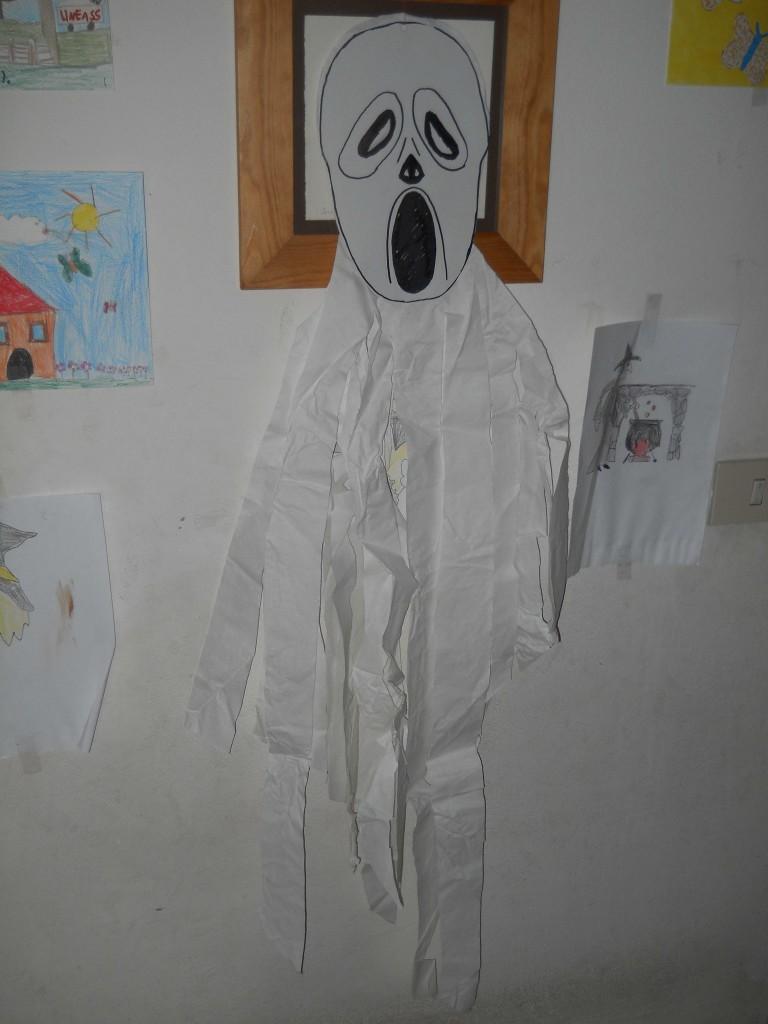fantasma che urla