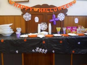 tovaglia di Halloween bricolage & ricette