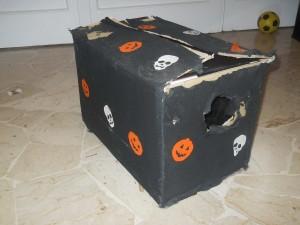 Halloween Mistery box  Bricolage& Ricette
