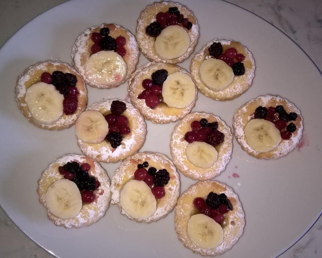 crostatine frutta furbe