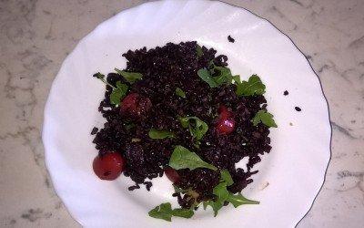 insalata riso nero
