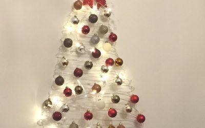 Albero Di Natale Alluncinetto Semplicissimo.Albero Di Natale Bricolage Ricette